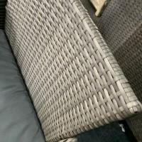 sofa bàn ghế nhựa mây
