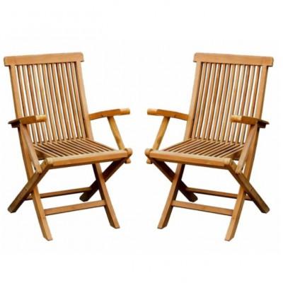 Ghế gỗ xếp 001