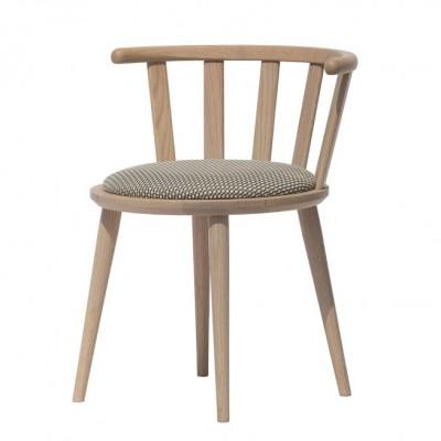 Ghế gỗ phòng khách có nệm cao cấp