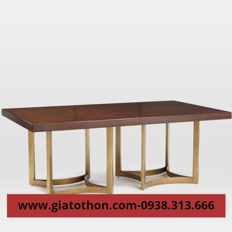 bàn ăn ghế gỗ đẹp hiện đại
